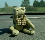 Fred on the way to Illinois (silent 's')